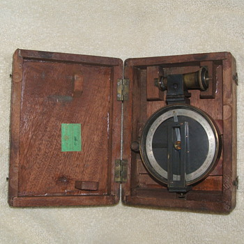 Russian Surveyors Compass