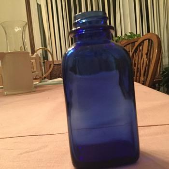 Blue bottle  - Bottles