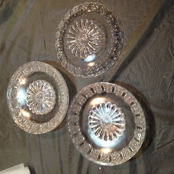 EAPG Adams & Co.  Salad/dessert Plates