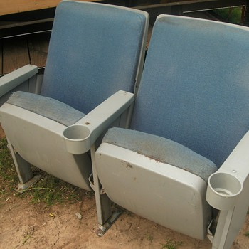 Pepsi Movie Theater Seats