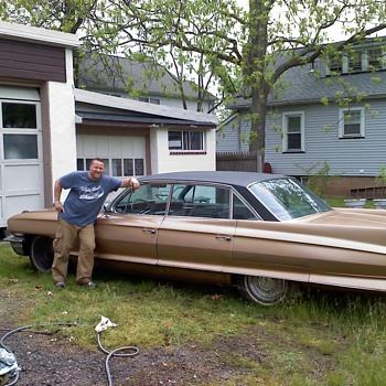 1962 Cadillac 62 series