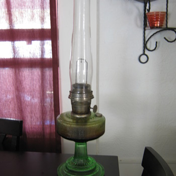 Aladdin Oil Lamp