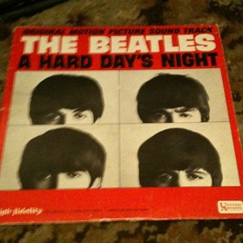 Beatles Record - Records