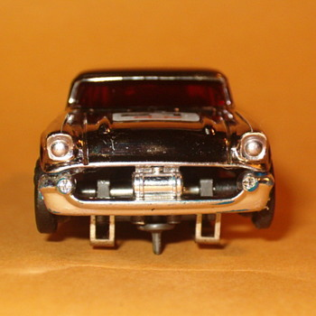 AFX PURPLE TINT CHROME CHEVY NOMAD H.O. SCALE