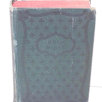 1915 Bible - Old & New Testaments, American Bible Society