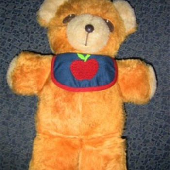 Fisher Price Freddy Bear
