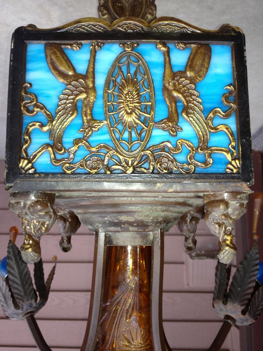 m l co 1926 art deco nouveau gothic collectors weekly. Black Bedroom Furniture Sets. Home Design Ideas