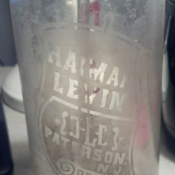 old nehi seltzer bottle that I know nothing about