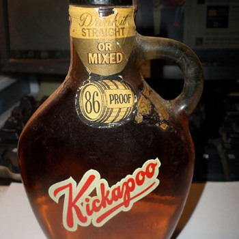 Kickapoo Whiskey