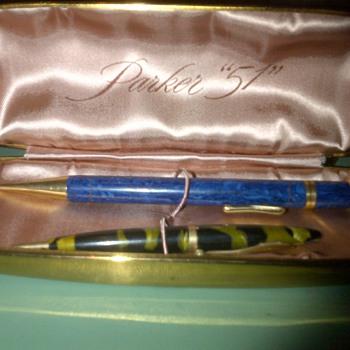 Parker 51 Pen set