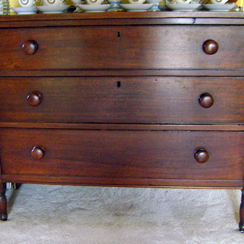 Mystery Family Chest of Drawers - Furniture