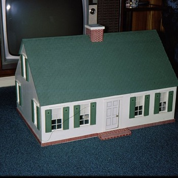 My old dollhouse