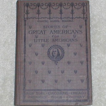 Stories of Great Americans for Little Americans - Books