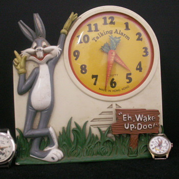 Bugs Bunny Watches & Clock - Wristwatches