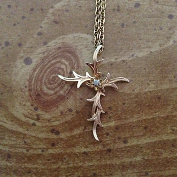 Cross Necklace - Fine Jewelry