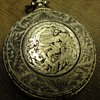 "Vintage Max Factor ""Pocket Watch"" Compact"