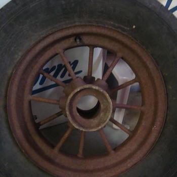 old rim