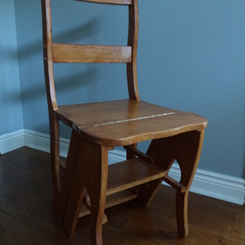 Ben Franklin Ladder Chair