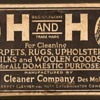 "1890-1920 - ""Hyde's H and H Soap"""