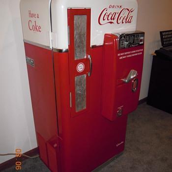 Coca-Cola Vendo 56A - Coca-Cola
