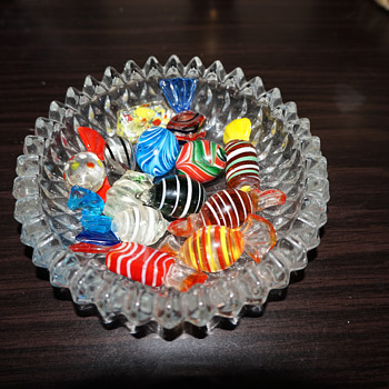 Art Glass Candy