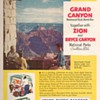 1953 - Union Pacific Railroad Advertisements
