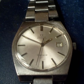 Just came today, 1972 Geneve automatic Cal. 1481 - Wristwatches