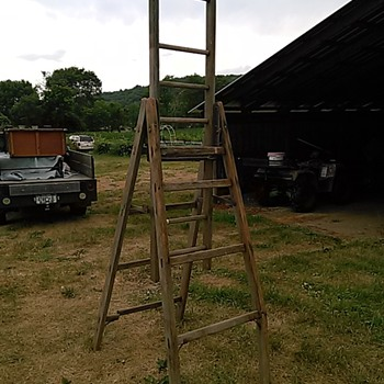 Old antique ladder ?