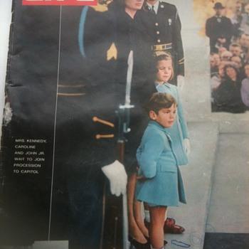 life magazine jfk 1963