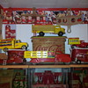 Coca-Cola Toy Trucks