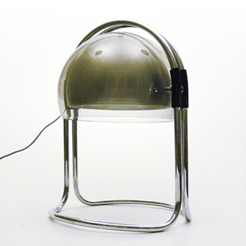 Table lamp, André Ricard (Metalarte, 1974)