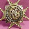 14k GOLD FRATERNAL ORGANIZATIONAL PIN/MEDAL
