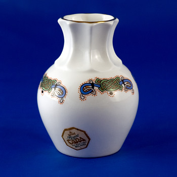 #10 Small Royal Tara Bud Vase - China and Dinnerware