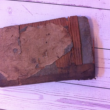 Antique school book from 1814