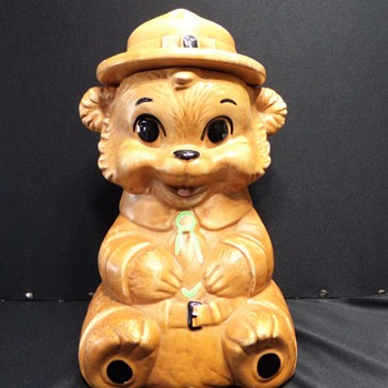 Baby Smokey Cookie Jar - Kitchen