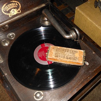 Vintage Dustoff Record Cleaner