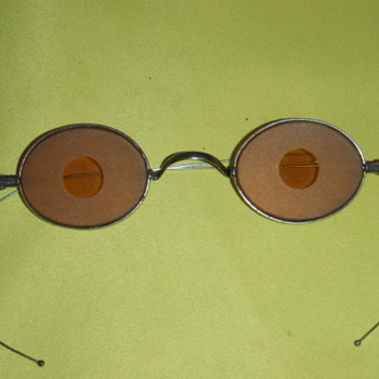 Civil War Sharp Shooter's Glasses