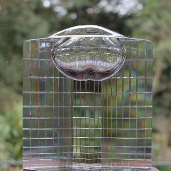 Crystal sculpture by Kyoichiro Kawakami