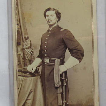 Lt. Daniel Lyon, 18th USCT Reg't - Photographs