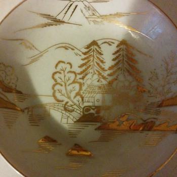 looking for info - China and Dinnerware