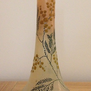 Legras' vase 1920