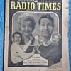 Radio times magazine for 10th July 1959-radio/TV programmes.