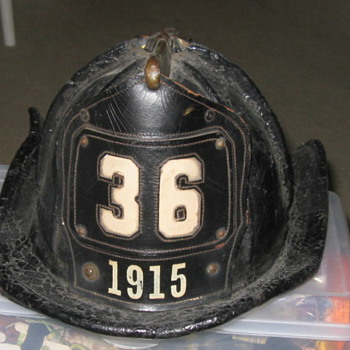 gregs 1915 nyc firehat - Firefighting