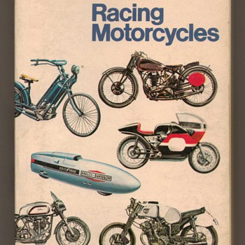 1978 - Racing Motorcycles - Books