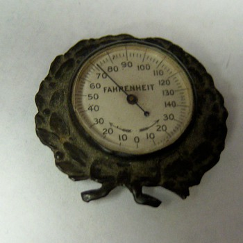 Small Sterling Thermometer