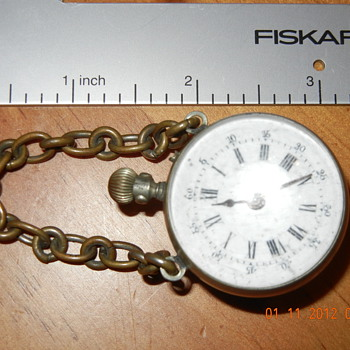 unknown and need info - Pocket Watches