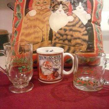 My Christmas drinkables! - Christmas