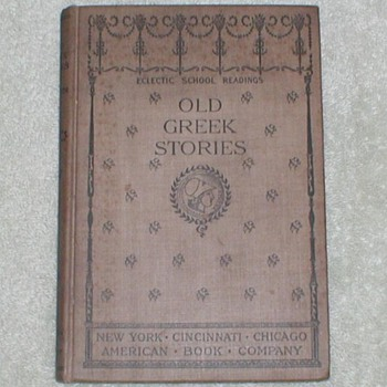Old Greek Stories - Books