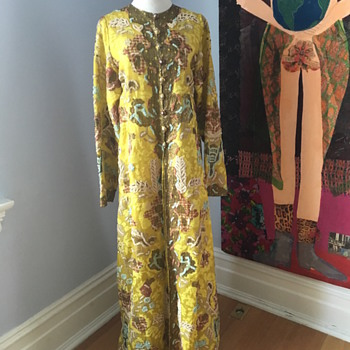Oscar de la Renta Caftan - Need Help! - Womens Clothing