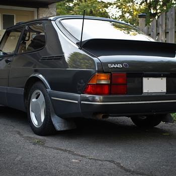 1987 SAAB 900 turbo SPG